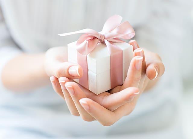 J'offre un cadeau