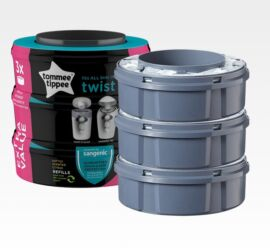 Sangenic Recharges Twist & Click - 3 pack