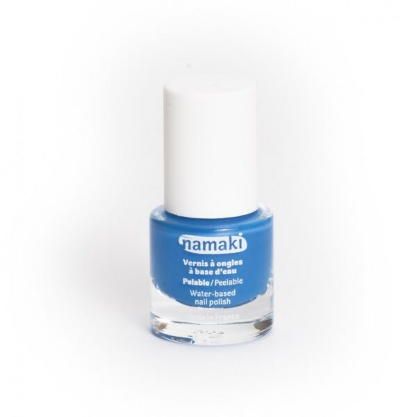 Vernis à ongles base eau NAMAKI 08 - Bleu ciel