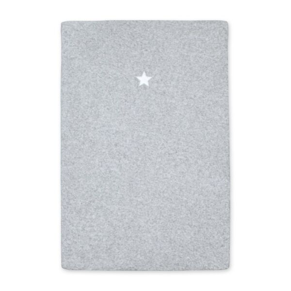 Housse coussin à langer STARY mixed grey