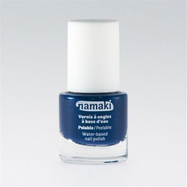 Vernis à ongles base eau NAMAKI 09 - Bleu nuit