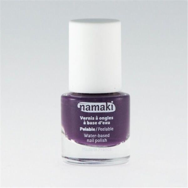 Vernis à ongles base eau NAMAKI 13 - Prune