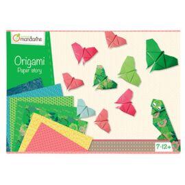 Boite créative, Origami