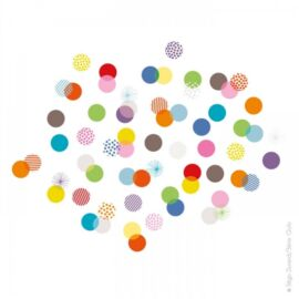 Stickers 2S 72 confettis