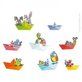 Stickers 2S Petits bateaux