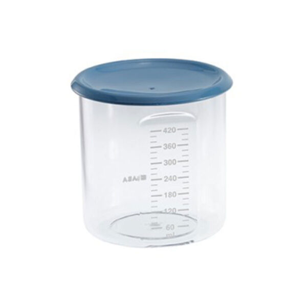 Maxi portion Beaba 500 ml Turquoise