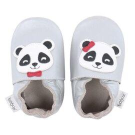 Soft sole Silver Panda