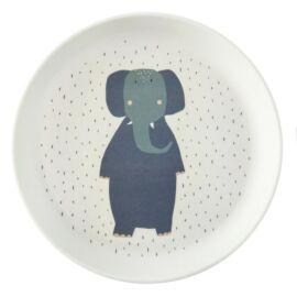 Assiette Mrs. Elephant
