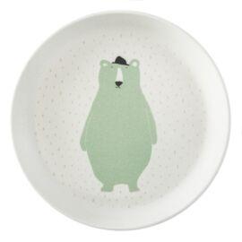 Assiette Mr. Polar Bear