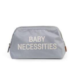 BABY NECESSITIES GREY OFF WHITE