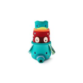 83091 3 Gobelets De Bain Jungle 1 Bd