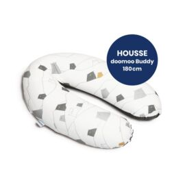 Doomoo Buddy Cover Bear Grey