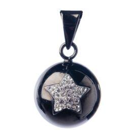 Bola Noir étoile brillante