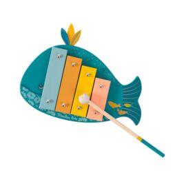 Xylophone baleine Le Voyage d'Olga