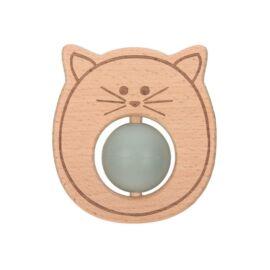 Hochet de dentition Little Chums cat