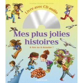 Mes plus jolies histoires Livre avec audio cd