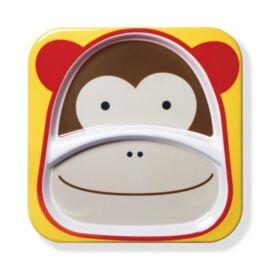 Assiette Zoo Monkey