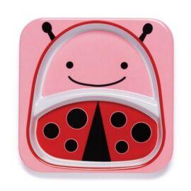 Assiette Zoo Ladybug