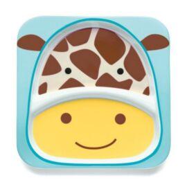 Assiette Zoo Giraffe