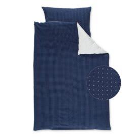 Housse de lit 100/140 cm jersey YOSHI blue