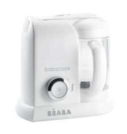 Babycook Solo White Silver 912675 Product 3 4 1